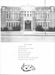 Page 5, 1949 Edition, West Point High School - Green Wave Yearbook (West Point, MS) online yearbook collection