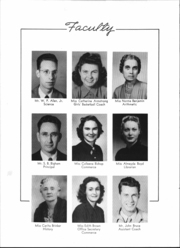 Page 8, 1949 Edition, West Point High School - Green Wave Yearbook (West Point, MS) online yearbook collection