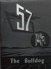 1957 Edition, Grenada High School - Bulldog Yearbook (Grenada, MS)