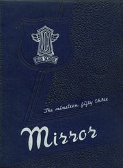 1953 Edition, Cleveland High School - Mirror Yearbook (Cleveland, MS)