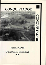 Page 7, 1979 Edition, Olive Branch High School - Conquistador Yearbook (Olive Branch, MS) online yearbook collection