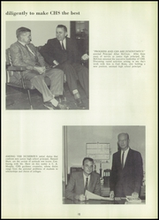Page 19, 1960 Edition, Clarksdale High School - Wildcat Yearbook (Clarksdale, MS) online yearbook collection