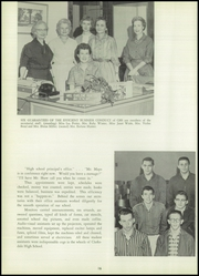 Page 20, 1960 Edition, Clarksdale High School - Wildcat Yearbook (Clarksdale, MS) online yearbook collection