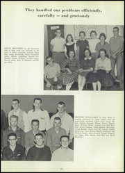 Page 21, 1960 Edition, Clarksdale High School - Wildcat Yearbook (Clarksdale, MS) online yearbook collection