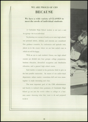 Page 26, 1960 Edition, Clarksdale High School - Wildcat Yearbook (Clarksdale, MS) online yearbook collection