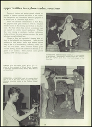 Page 37, 1960 Edition, Clarksdale High School - Wildcat Yearbook (Clarksdale, MS) online yearbook collection