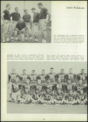 Page 42, 1960 Edition, Clarksdale High School - Wildcat Yearbook (Clarksdale, MS) online yearbook collection