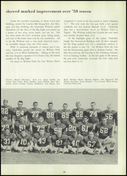 Page 43, 1960 Edition, Clarksdale High School - Wildcat Yearbook (Clarksdale, MS) online yearbook collection