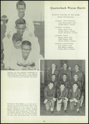 Page 46, 1960 Edition, Clarksdale High School - Wildcat Yearbook (Clarksdale, MS) online yearbook collection
