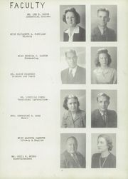 Page 11, 1946 Edition, Hernando High School - Wildcat Yearbook (Hernando, MS) online yearbook collection
