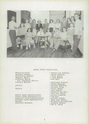 Page 12, 1946 Edition, Hernando High School - Wildcat Yearbook (Hernando, MS) online yearbook collection