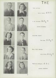 Page 14, 1946 Edition, Hernando High School - Wildcat Yearbook (Hernando, MS) online yearbook collection