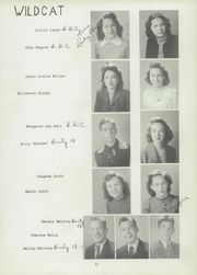 Page 15, 1946 Edition, Hernando High School - Wildcat Yearbook (Hernando, MS) online yearbook collection