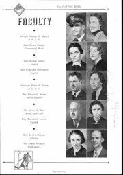 Page 16, 1937 Edition, Central High School - Cotton Boll Yearbook (Jackson, MS) online yearbook collection