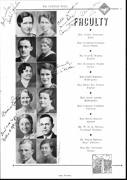 Page 17, 1937 Edition, Central High School - Cotton Boll Yearbook (Jackson, MS) online yearbook collection