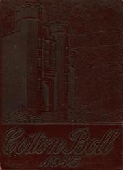 Page 1, 1945 Edition, Central High School - Cotton Boll Yearbook (Jackson, MS) online yearbook collection