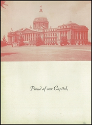 Page 10, 1945 Edition, Central High School - Cotton Boll Yearbook (Jackson, MS) online yearbook collection