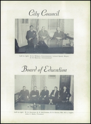 Page 15, 1945 Edition, Central High School - Cotton Boll Yearbook (Jackson, MS) online yearbook collection