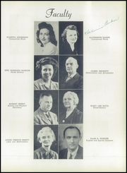 Page 17, 1945 Edition, Central High School - Cotton Boll Yearbook (Jackson, MS) online yearbook collection