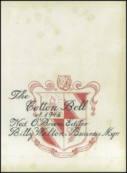 Page 5, 1945 Edition, Central High School - Cotton Boll Yearbook (Jackson, MS) online yearbook collection