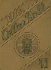 Page 1, 1949 Edition, Central High School - Cotton Boll Yearbook (Jackson, MS) online yearbook collection