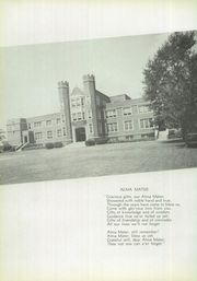 Page 14, 1949 Edition, Central High School - Cotton Boll Yearbook (Jackson, MS) online yearbook collection