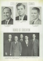 Page 16, 1949 Edition, Central High School - Cotton Boll Yearbook (Jackson, MS) online yearbook collection
