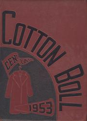 Page 1, 1953 Edition, Central High School - Cotton Boll Yearbook (Jackson, MS) online yearbook collection