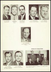 Page 12, 1953 Edition, Central High School - Cotton Boll Yearbook (Jackson, MS) online yearbook collection