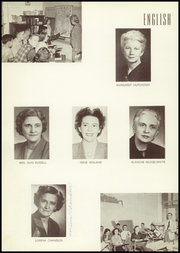 Page 14, 1953 Edition, Central High School - Cotton Boll Yearbook (Jackson, MS) online yearbook collection