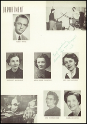Page 15, 1953 Edition, Central High School - Cotton Boll Yearbook (Jackson, MS) online yearbook collection