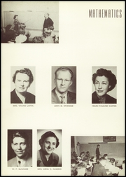 Page 16, 1953 Edition, Central High School - Cotton Boll Yearbook (Jackson, MS) online yearbook collection