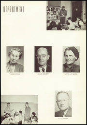 Page 17, 1953 Edition, Central High School - Cotton Boll Yearbook (Jackson, MS) online yearbook collection