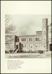 Page 8, 1953 Edition, Central High School - Cotton Boll Yearbook (Jackson, MS) online yearbook collection