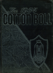 1954 Edition, Central High School - Cotton Boll Yearbook (Jackson, MS)