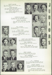 Page 109, 1954 Edition, Central High School - Cotton Boll Yearbook (Jackson, MS) online yearbook collection