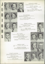 Page 110, 1954 Edition, Central High School - Cotton Boll Yearbook (Jackson, MS) online yearbook collection