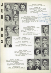 Page 112, 1954 Edition, Central High School - Cotton Boll Yearbook (Jackson, MS) online yearbook collection