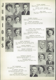 Page 114, 1954 Edition, Central High School - Cotton Boll Yearbook (Jackson, MS) online yearbook collection