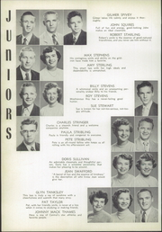 Page 116, 1954 Edition, Central High School - Cotton Boll Yearbook (Jackson, MS) online yearbook collection