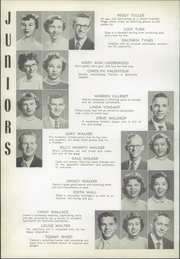 Page 118, 1954 Edition, Central High School - Cotton Boll Yearbook (Jackson, MS) online yearbook collection