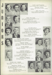 Page 120, 1954 Edition, Central High School - Cotton Boll Yearbook (Jackson, MS) online yearbook collection