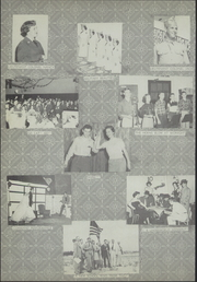 Page 122, 1954 Edition, Central High School - Cotton Boll Yearbook (Jackson, MS) online yearbook collection