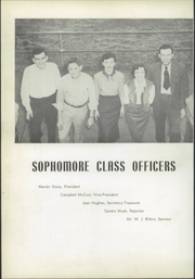 Page 124, 1954 Edition, Central High School - Cotton Boll Yearbook (Jackson, MS) online yearbook collection