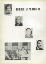 Page 20, 1954 Edition, Central High School - Cotton Boll Yearbook (Jackson, MS) online yearbook collection