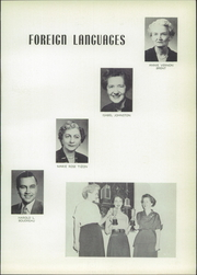 Page 21, 1954 Edition, Central High School - Cotton Boll Yearbook (Jackson, MS) online yearbook collection