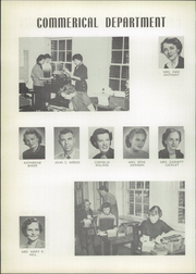Page 22, 1954 Edition, Central High School - Cotton Boll Yearbook (Jackson, MS) online yearbook collection