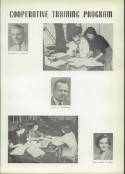 Page 23, 1954 Edition, Central High School - Cotton Boll Yearbook (Jackson, MS) online yearbook collection