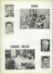 Page 24, 1954 Edition, Central High School - Cotton Boll Yearbook (Jackson, MS) online yearbook collection