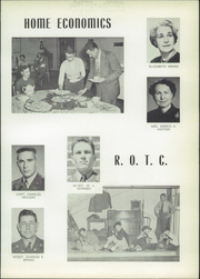 Page 25, 1954 Edition, Central High School - Cotton Boll Yearbook (Jackson, MS) online yearbook collection